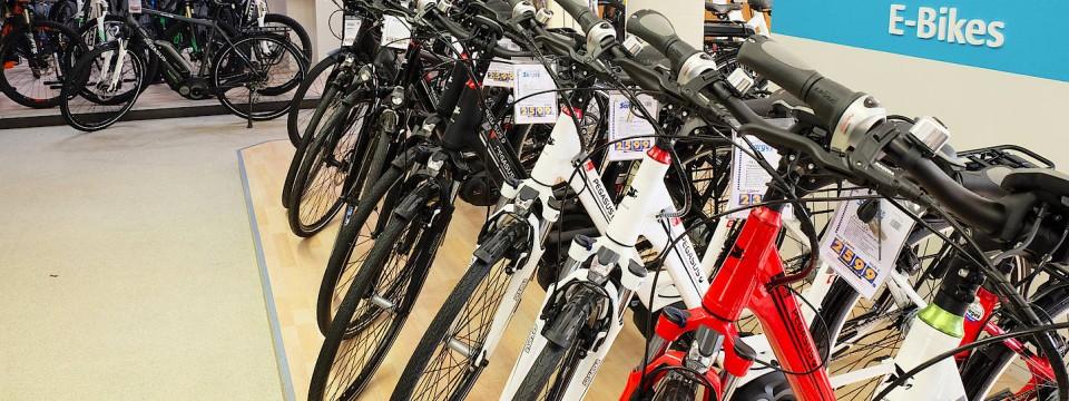 Fahrradgeschäft Wetzlar