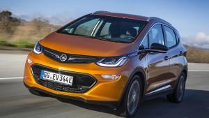 Opel kann sein E-Auto Ampera nicht liefern