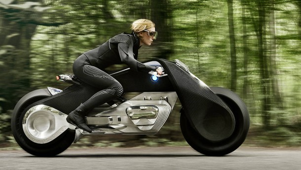 neue bmw motorrad designstudie heisst the great escape. Black Bedroom Furniture Sets. Home Design Ideas