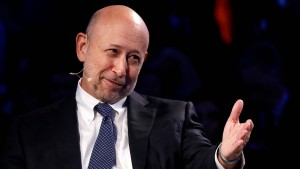 Goldman-Sachs-Chef bereitet Abschied vor