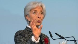 Währungsfonds für neuen Krisenmechanismus