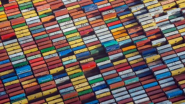 Starker Export stützt die deutsche Wirtschaft