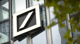 Deutsche Bank schockt Aktionäre