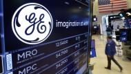 General Electric beschäftigt 300.000 Mitarbeiter auf der ganzen Welt.