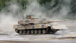 Deutsch-französische Panzerschmiede startet in Amsterdam