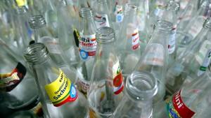 Mehr Flaschenpfand für Deutschland