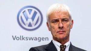 VW-Chef kritisiert Branchenverband scharf
