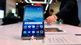 Größter amerikanischer Einzelhändler wirft chinesische Handys raus