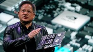 VW verbündet sich mit dem Chiphersteller der Künstlichen Intelligenz