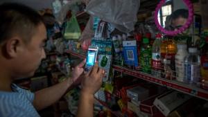 Chinas Antwort auf Paypal