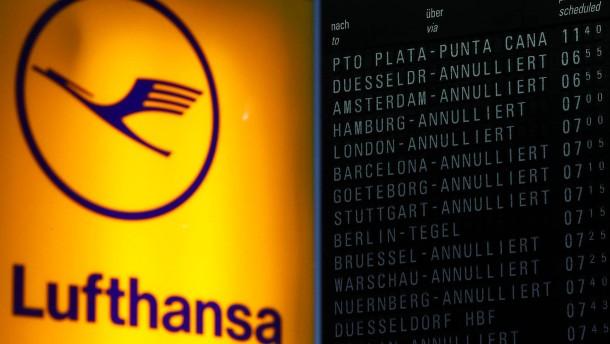 Lufthansa erzielt abermals Rekordgewinn