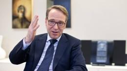 """""""Das Anleihekaufprogramm soll 2018 auslaufen"""""""