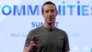 Jetzt will Mark Zuckerberg sprechen