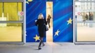 Im Brüsseler Berlaymont-Gebäude hat die EU-Kommission ihren Sitz.