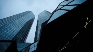 Die Deutsche Bank macht noch mehr Verlust