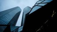 Die Deutsche Bank hat ihren Hauptsitz an der Taunusanlage in Frankfurt.