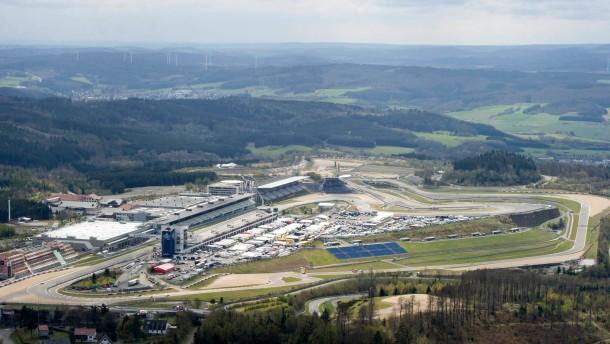 Autozulieferer Capricorn schnappt sich den Nürburgring