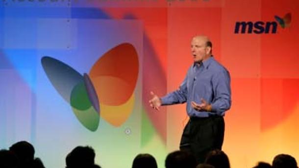 Microsoft rüstet sich für Angriff auf Google