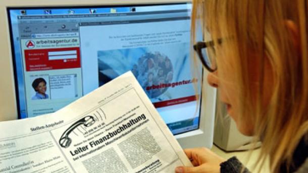 Zusätzliche Investitionen in virtuellen Arbeitsmarkt nötig