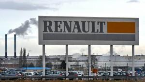 Renault überholt Peugeot-Citroën