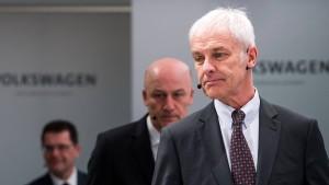 VW-Chef Müller bekommt mehr Millionen