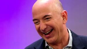 Jeff Bezos ist jetzt der reichste Mann der Welt
