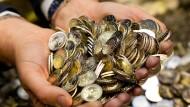 Geld ist gerade genug da – was hat die mögliche neue große Koalition damit vor?
