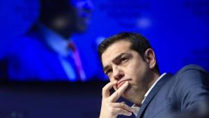 Hat Tsipras die Justiz manipuliert?