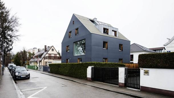 altbausanierung von einfamilienhaus in m nchen. Black Bedroom Furniture Sets. Home Design Ideas