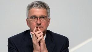 VW-Chef dementiert Personalspekulation um Audi-Führung