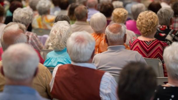 Pensionsverpflichtungen steigen über 400 Milliarden Euro