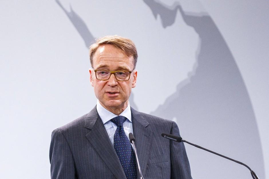 """""""Schlechtes Omen"""" - so nennt Jens Weidmann die italienische Bankenrettung."""