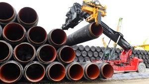 Die höchst komplizierte Gasleitung
