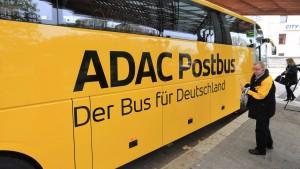 Steigt der ADAC schon wieder aus dem Fernbus aus?