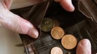 Im Alter noch genug Geld im Portemonnaie?