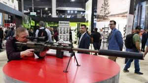 Waffenfirma Remington meldet Insolvenz an