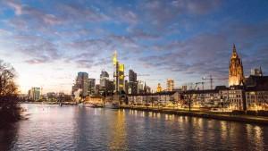 Frankfurt hat die meisten Stellen im Angebot