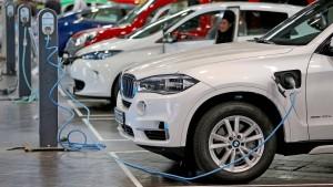 BMW reagiert verärgert auf Selbstanzeigen der Konkurrenz