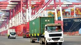 China ist unser größter Handelspartner