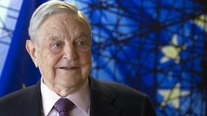 Milliardär Soros spendet noch mehr an die Brexit-Gegner