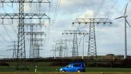 4000 Kilometer neue Stromtrassen sind bis 2030 geplant.