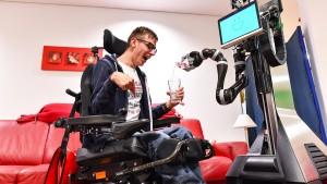 Dürfen Maschinen über Leben und Tod entscheiden?