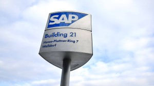 SAP will in der Cloud weiter wachsen