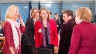 """Konferenz """"Frauen in Führungspositionen"""" 2016 im Kanzleramt"""