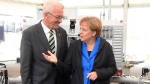 """""""Grün-Schwarz wäre für die Wirtschaft perfekt"""""""