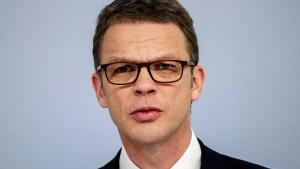 Christian Sewing übernimmt bei der Deutschen Bank