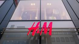 H&M ernennt Managerin für kulturelle Vielfalt