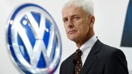 VW stellt alle Forschungsprojekte auf den Prüfstand