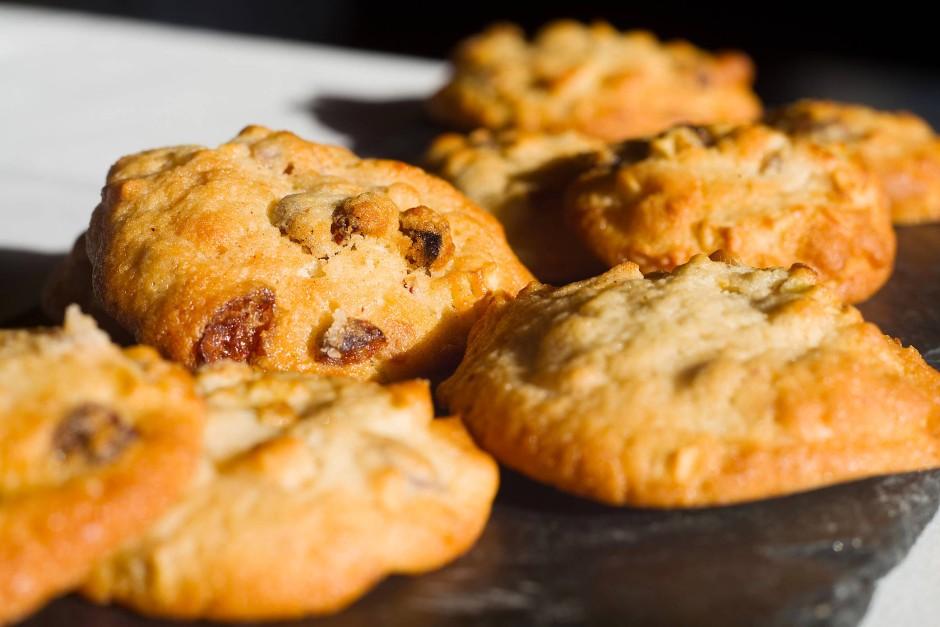 Traumjob als Kekse-Tester? Mit vierzehn Fragen werden die Nutzer zu möglichen Berufsfeldern geleitet.