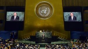 Die Gala der vereinten Weltretter